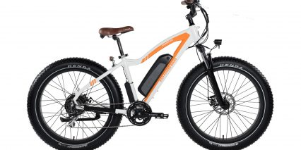 2019 Rad Power Bikes Radrover Stock White
