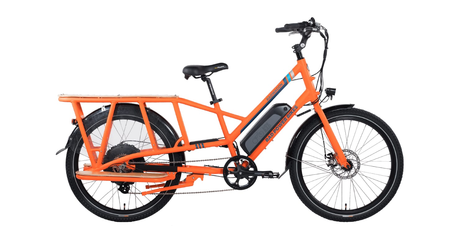 rad power bikes radwagon review prices specs videos. Black Bedroom Furniture Sets. Home Design Ideas