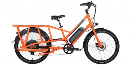 2019 Rad Power Bikes Radwagon Stock Orange