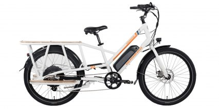 2019 Rad Power Bikes Radwagon Stock White