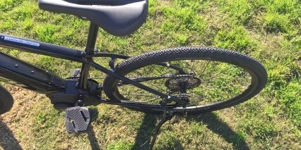 2019 Trek Dual Sport Plus Bontrager Commuter Comp Saddle Kickstand