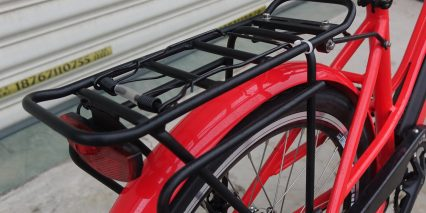 Eunorau E Torque Rear Rack With Pannier Hanger
