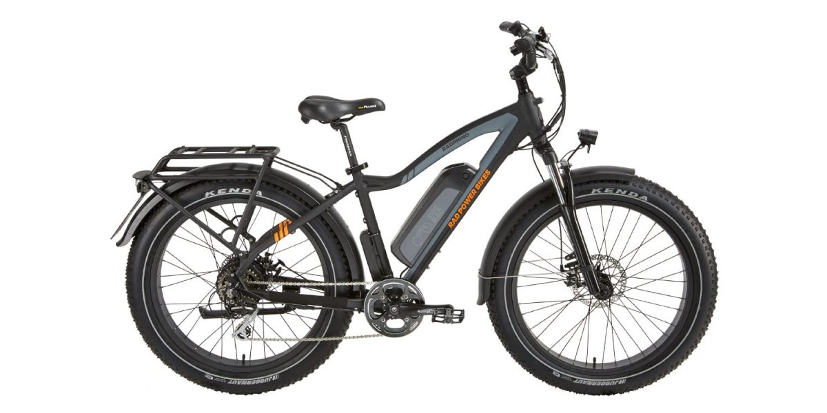 European Rad Power Bikes Radrhino Electric Bike Review