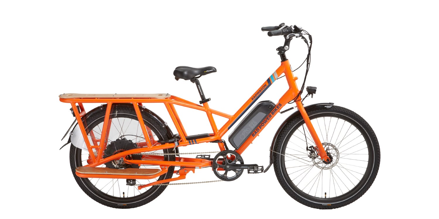 Rad Power Bikes RadWagon (EU Version) Review