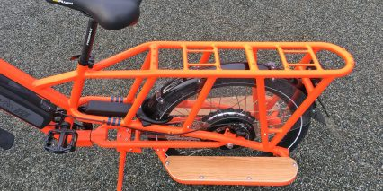 European Rad Power Bikes Radwagon Rear Rack Standard Tubing