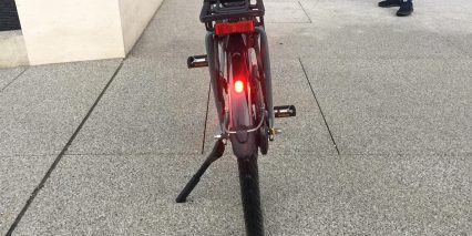 Gazelle Arroyo C8 Elite Fendervision Rear Light