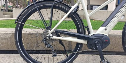 Gazelle Cityzen T9 Hmb Nine Speed Shimano Deore