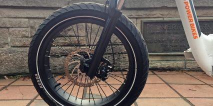 Rad Power Bikes Radmini Step Thru 180mm Disc Brakes