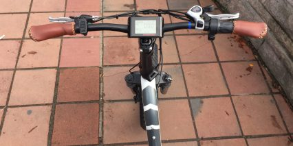 Rad Power Bikes Radmini Step Thru Large Lcd Display Panel