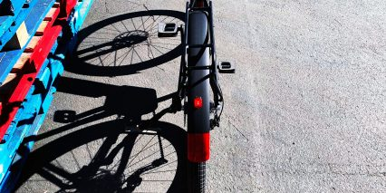 2019 Raleigh Redux Ie Intergraded Rear Light Wide Fenders Rack1