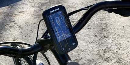 Raleigh Detour Ie Sc E6100 Grayscale Removable Display