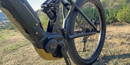 Raleigh Lore Ds Ie Rock Shox Monarch Rear Suspension