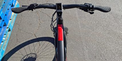 2019 Raleigh Redux Ie Cockpit View Top Tube