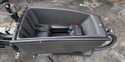 2019 Urban Arrow Family Epp Lined Front Cargo Box