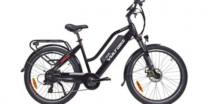 2019 Voltbike Elegant Stock Step Thru Black