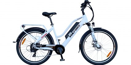 2019 Voltbike Elegant Stock Step Thru White