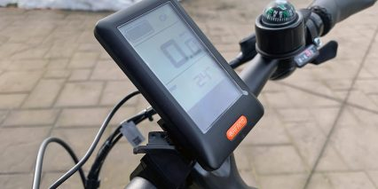 2019 Voltbike Enduro Display Compass Bell