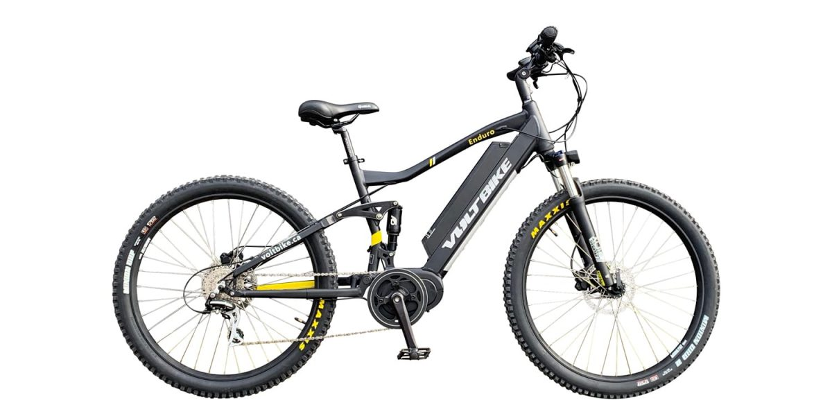 2019 Voltbike Enduro Electric Bike Review