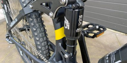 2019 Voltbike Enduro Exa Rear Suspension