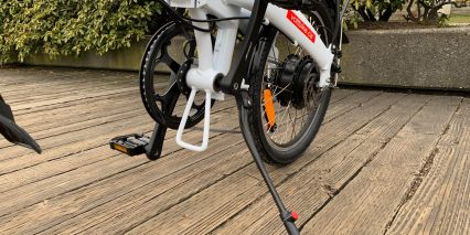 2019 Voltbike Urban Center Support For Folding Ebike Chain Guide Protector