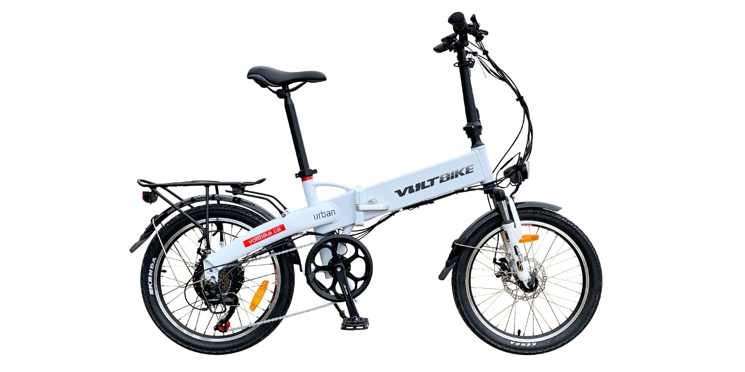 Electric Bike Review >> Voltbike Urban Review
