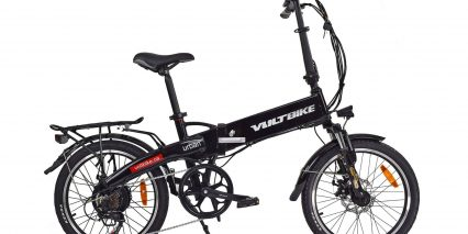 2019 Voltbike Urban Stock Folding Black
