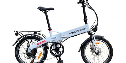 2019 Voltbike Urban Stock Folding White