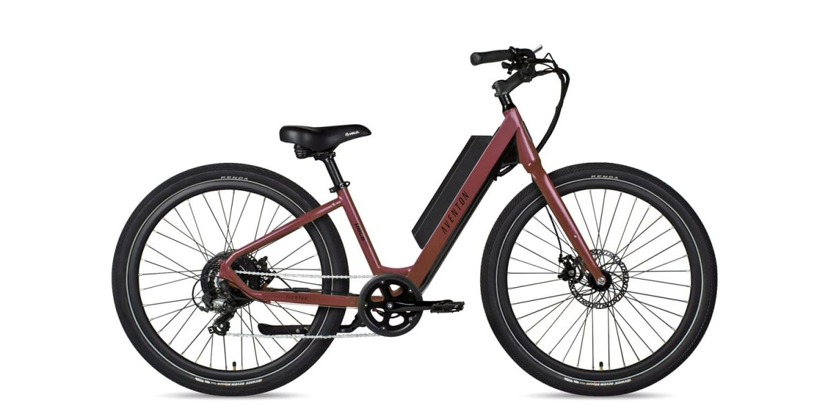 Aventon Pace 350 Electric Bike Review