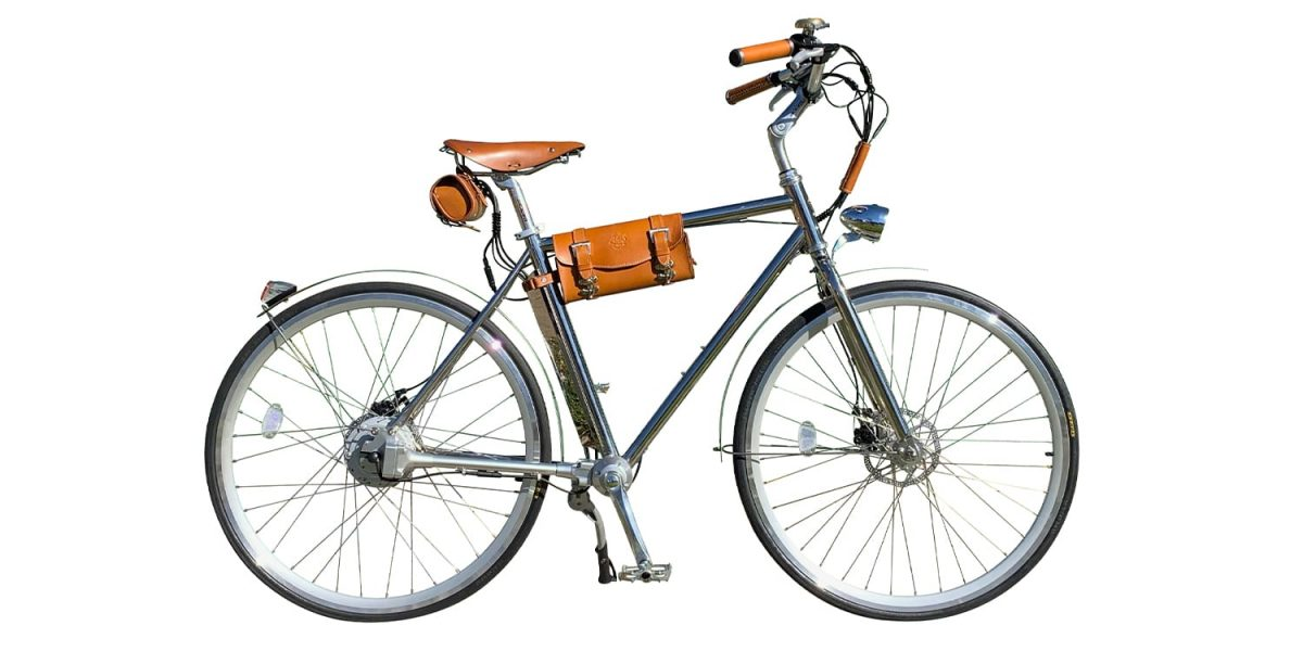 California Bicycle Factory Retro S Electric Bike Review