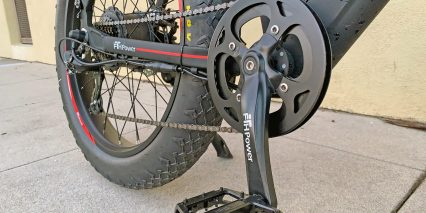 Fth Power X2 F Abyss Alloy Chainring Wellgo Pedals