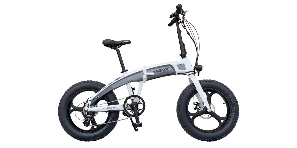 Maxfoot Mf19 Electric Bike Review