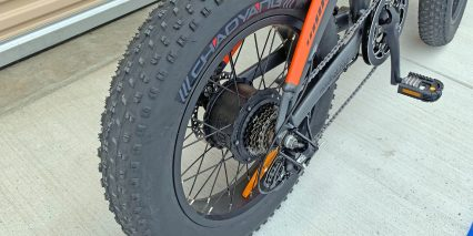 Maxfoot Mf19 Variant With Spokes Chao Yang Tire