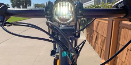 Tern Gsd S00 Battery Integrated Swivel Headlight
