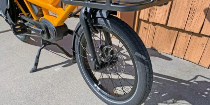 Tern Gsd S00 Front Mounted Rack Schwalbe Supermotox Tires