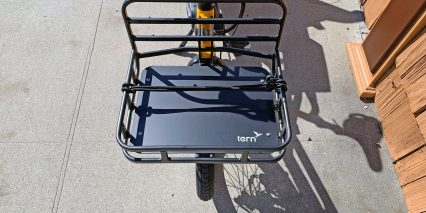 Tern Gsd S00 Front Mounted Tern Cargo Rack