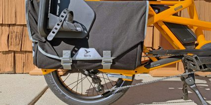 Tern Gsd S00 Included Tern Pannier Bags