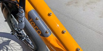 Tern Gsd S00 Reflective Graphics Multiple Mounting Bosses