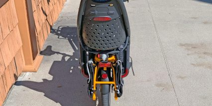 Tern Gsd S00 Yepp Rear Mounted Seat Rear Reflectors