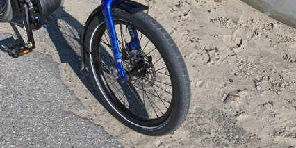 Tern Vektron Q9 20 Inch Wheel Included Fenders