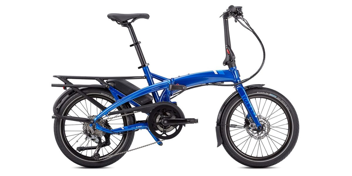 Tern Vektron Q9 Electric Bike Review