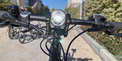 Tern Vektron Q9 Integrated Headlight