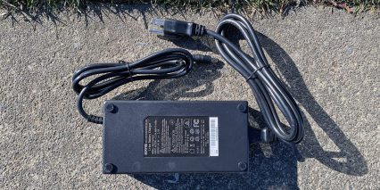 Voltbike Bravo Portable Battery Charger