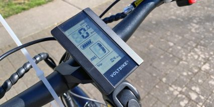 Voltbike Bravo Voltbike Display