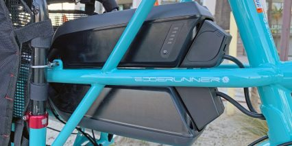 Xtracycle Edgerunner Eswoop Dual Bosch Powerpack 500 Battery