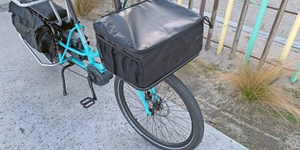 Xtracycle Edgerunner Eswoop Integrated Headlight Optional Bags