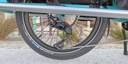 Xtracycle Edgerunner Eswoop Shimano Deore Cassette