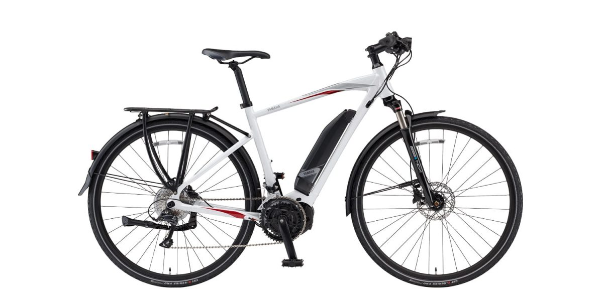 Yamaha Cross Connect Electric Bike Review