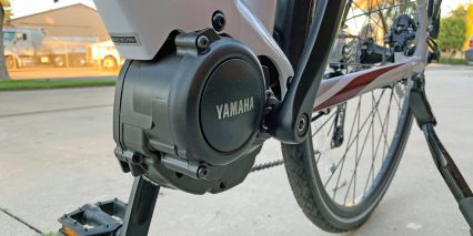 Yamaha Cross Connect Pw Se Mid Drive Motor