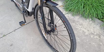 Yamaha Cross Connect Sr Suntour Front Suspension Fork