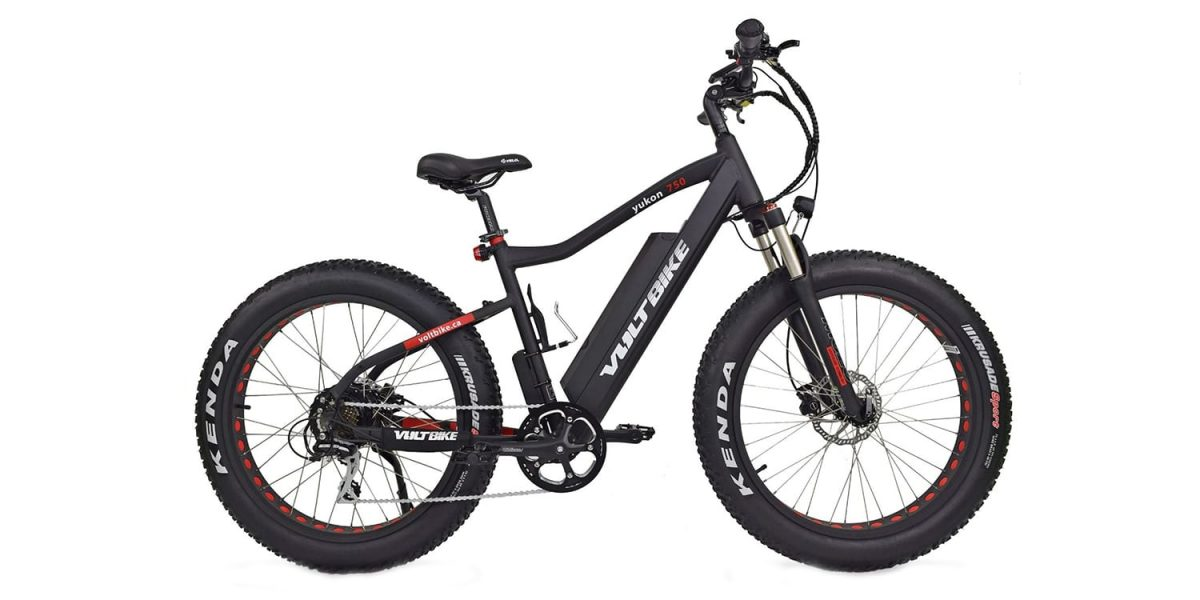 2019 Voltbike Yukon 750 Electric Bike Review